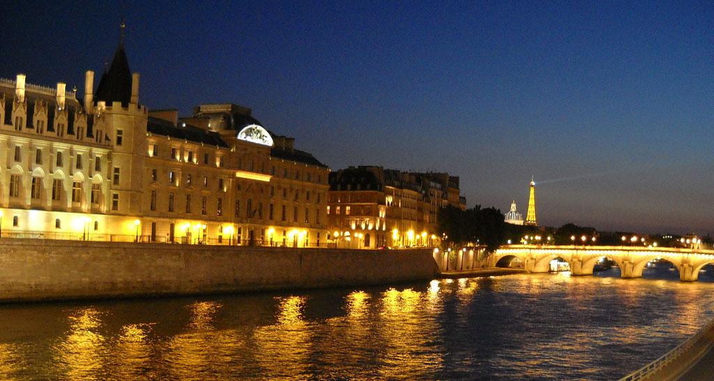 Que Serait Paris Sans La Seine ?