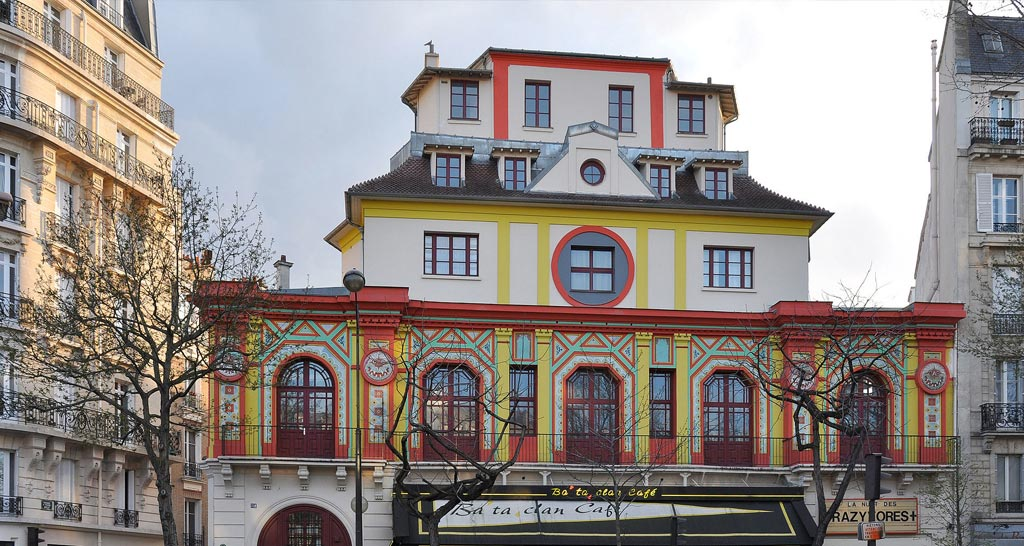 Le Bataclan, une construction chargée d'histoire | Les Maçons Parisiens
